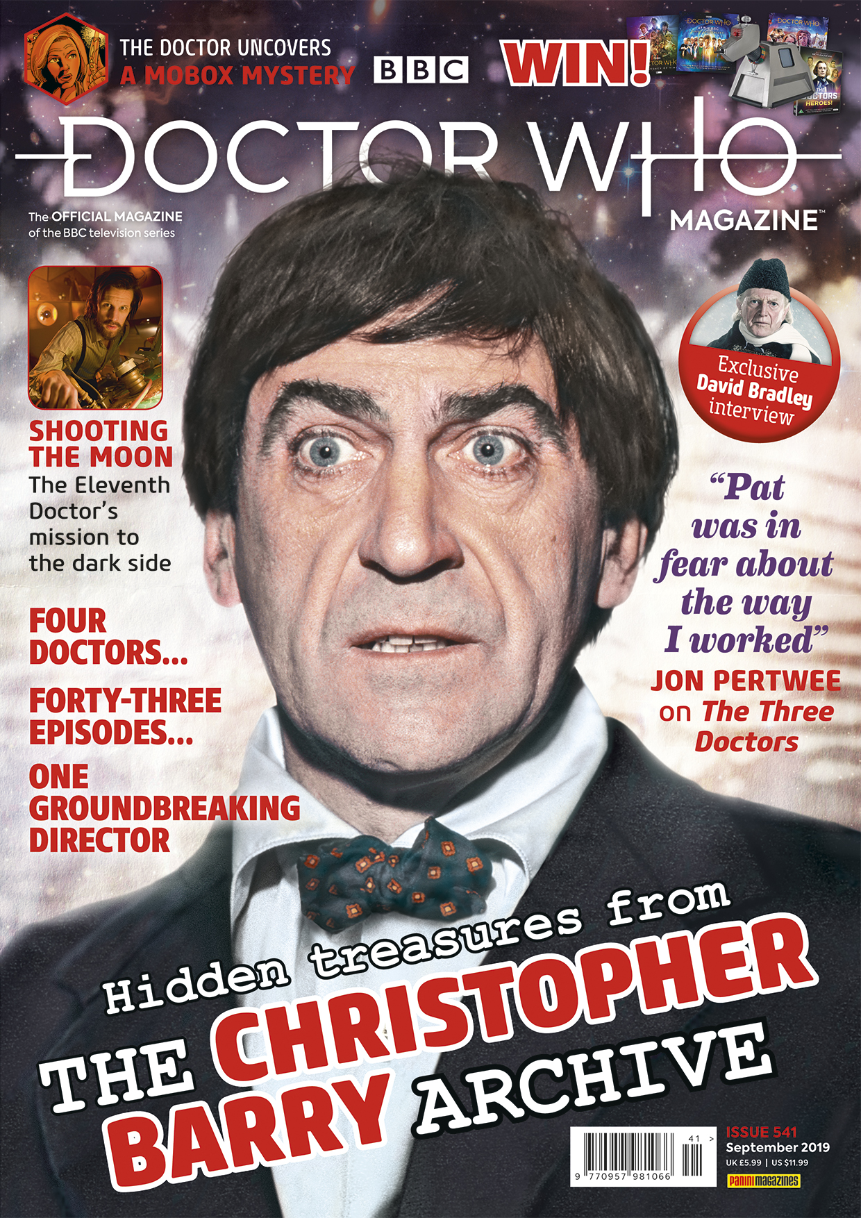 Doctor Who Magazine 541