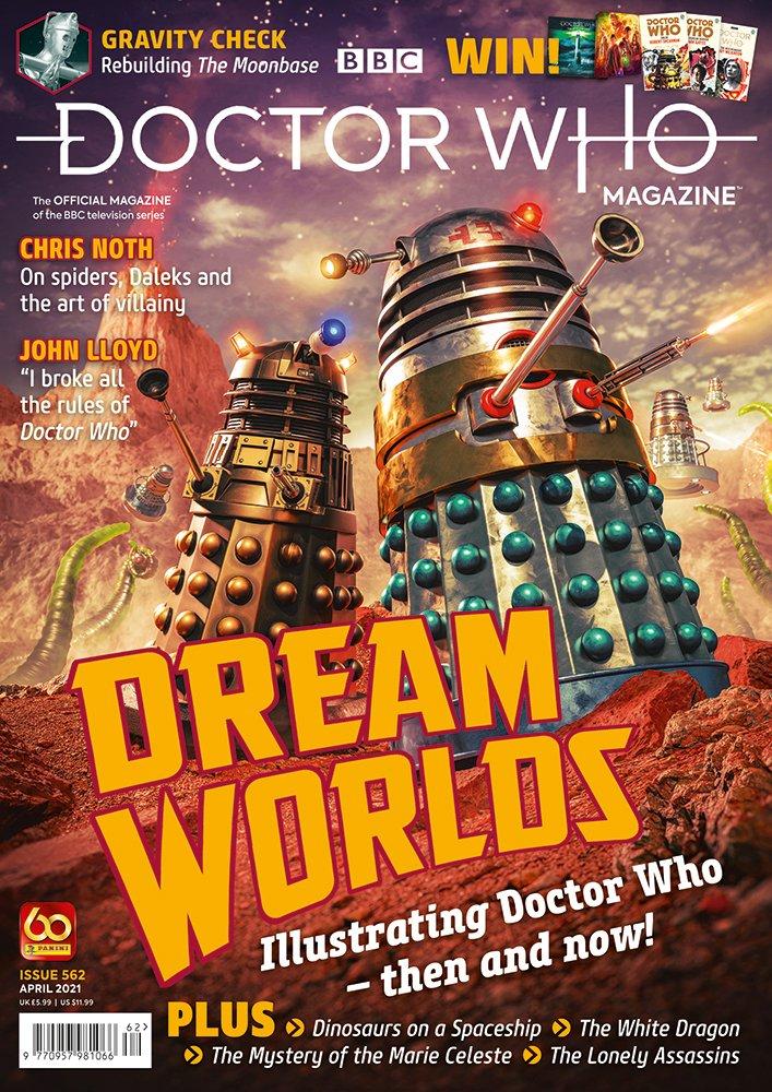 Doctor Who Magazine 562