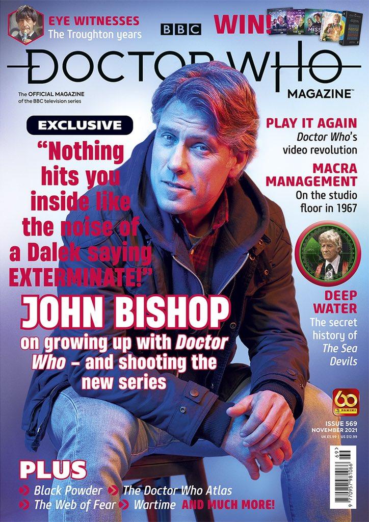 Doctor Who Magazine 569